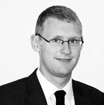 Thomas Salter, a solicitor with experience in the Technology & Construction Court