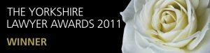 Yorkshire Lawyer Awards 2011