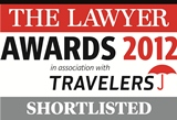 The Lawyer Awards 2012 Shortlist